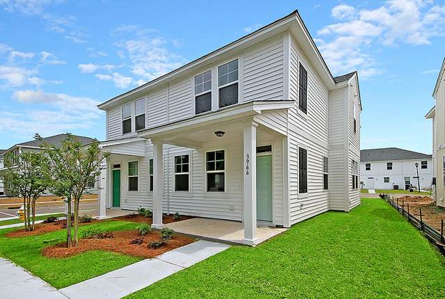3992 Hillyard Street, North Charleston, SC 29405 (#20017977) :: The Cassina Group
