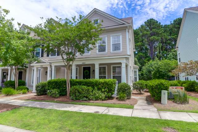 2404 Kings Gate Lane #306, Mount Pleasant, SC 29466 (#20017982) :: The Cassina Group