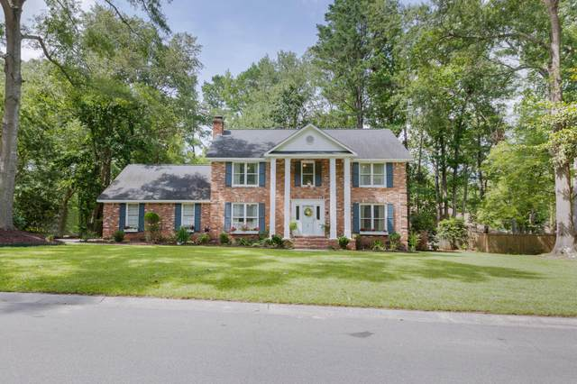 106 Westminster Avenue, Summerville, SC 29485 (#20017987) :: The Cassina Group