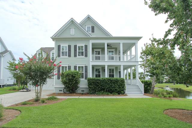 3228 Hatchway Drive, Mount Pleasant, SC 29466 (#20018016) :: The Cassina Group
