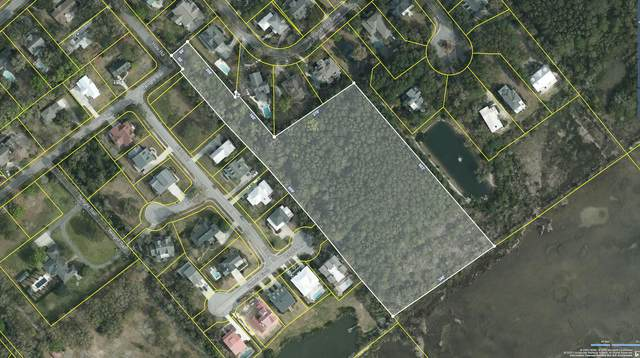 0 Hale Road, Mount Pleasant, SC 29464 (#20018045) :: The Cassina Group