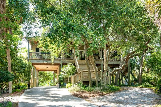 303 Sea View Lane, Edisto Beach, SC 29438 (#20018051) :: The Cassina Group