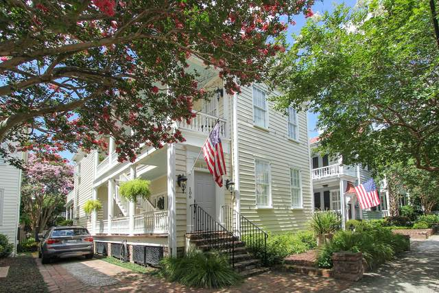 106 Queen Street Unit 2, Charleston, SC 29401 (#20018091) :: The Gregg Team