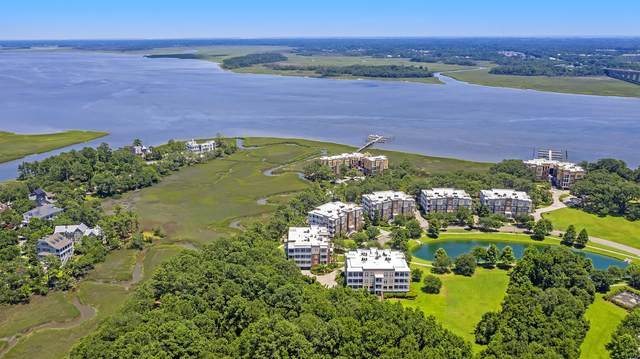 140 Fairbanks Oak Alley 4-B, Charleston, SC 29492 (#20018171) :: The Cassina Group