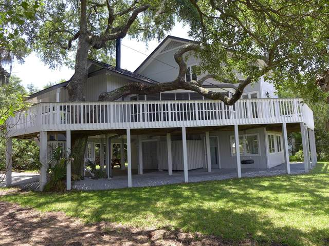 1501 Jungle Road, Edisto Beach, SC 29438 (#20018176) :: The Cassina Group