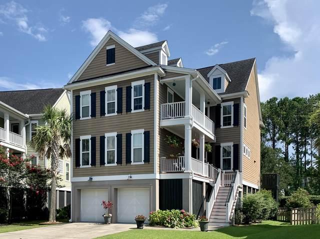 321 Megans Bay Lane, Charleston, SC 29492 (#20018202) :: The Cassina Group