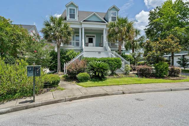 504 N Leavitt Court, Charleston, SC 29492 (#20018207) :: The Cassina Group