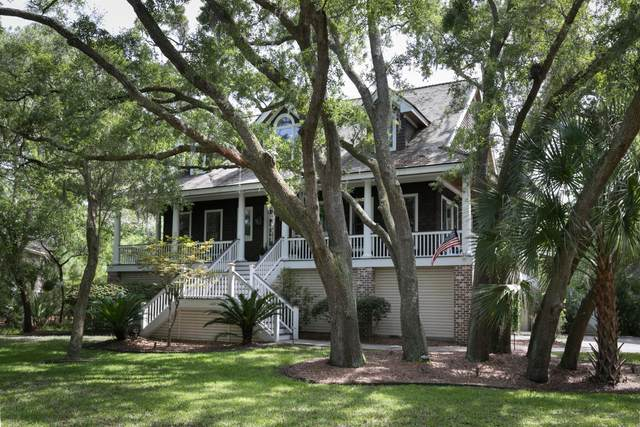 2541 Clear Marsh Road, Seabrook Island, SC 29455 (#20018212) :: The Gregg Team
