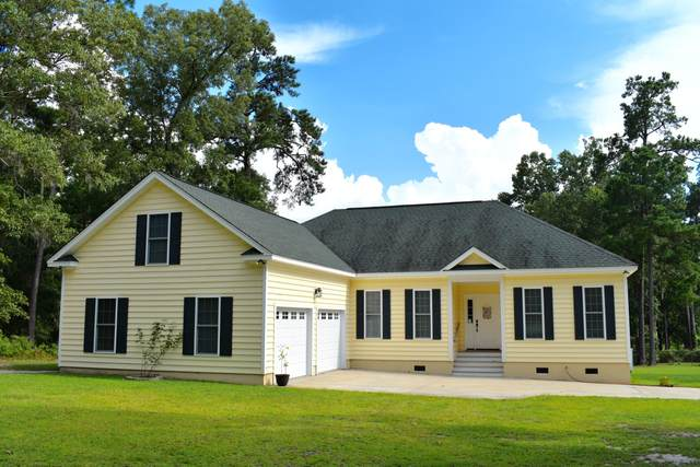 2635 Patriot Road, Manning, SC 29102 (#20018249) :: The Cassina Group