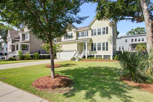 1495 Keshi Pearl Drive, Mount Pleasant, SC 29466 (#20018290) :: The Cassina Group