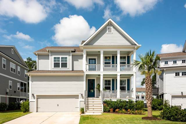1561 Fort Palmetto Circle, Mount Pleasant, SC 29466 (#20018305) :: The Cassina Group