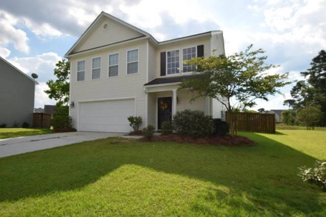 8233 Pickop Miles Court, North Charleston, SC 29406 (#20018319) :: The Cassina Group