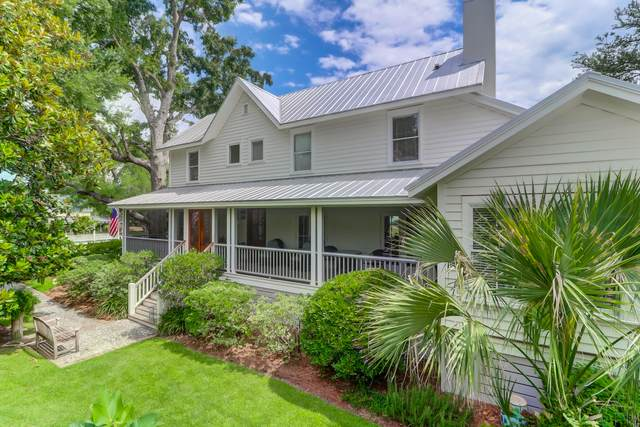 221 Queen Street, Mount Pleasant, SC 29464 (#20018374) :: The Cassina Group