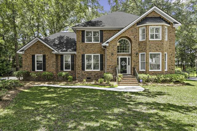 8615 W Fairway Woods Drive, North Charleston, SC 29420 (#20018398) :: The Cassina Group