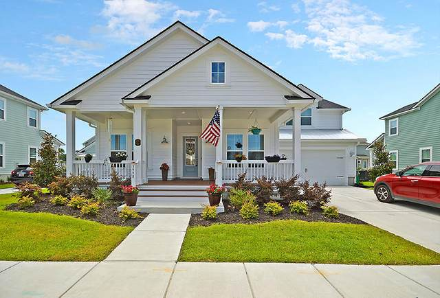 3998 Maidstone Drive, Mount Pleasant, SC 29466 (#20018406) :: The Cassina Group