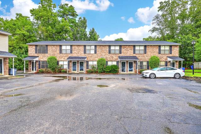 6256 Lucille Drive 14-D, North Charleston, SC 29406 (#20018427) :: The Cassina Group