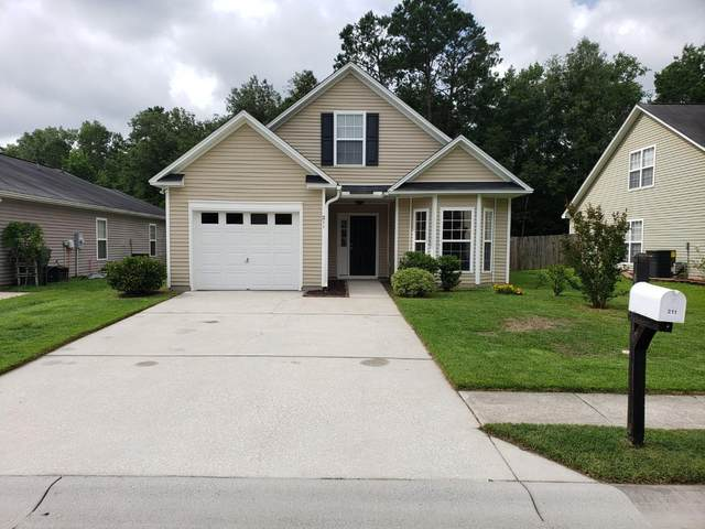 211 Island Green Road, Goose Creek, SC 29445 (#20018429) :: Realty One Group Coastal