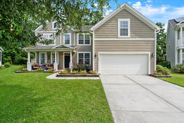 153 Back Tee Circle, Summerville, SC 29485 (#20018466) :: The Cassina Group