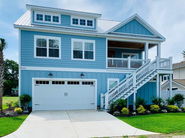 447 Eagle Pass Drive, Murrells Inlet, SC 29576 (#20018488) :: The Cassina Group