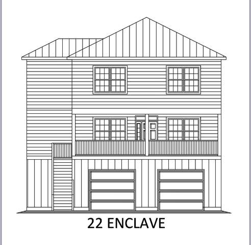 111 Enclave Pl Place, Pawleys Island, SC 29576 (#20018490) :: The Cassina Group