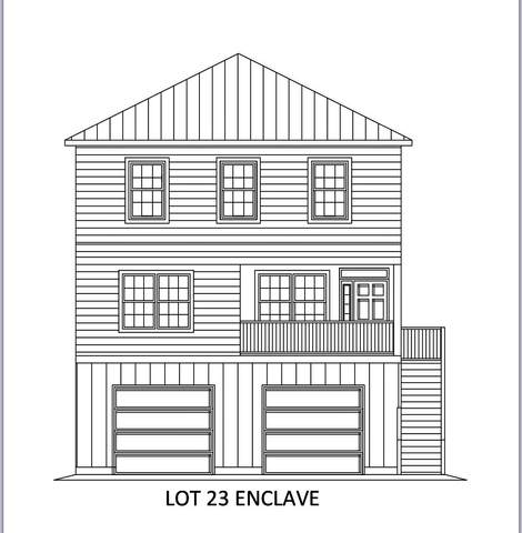 105 Enclave Place, Pawleys Island, SC 29576 (#20018491) :: The Cassina Group