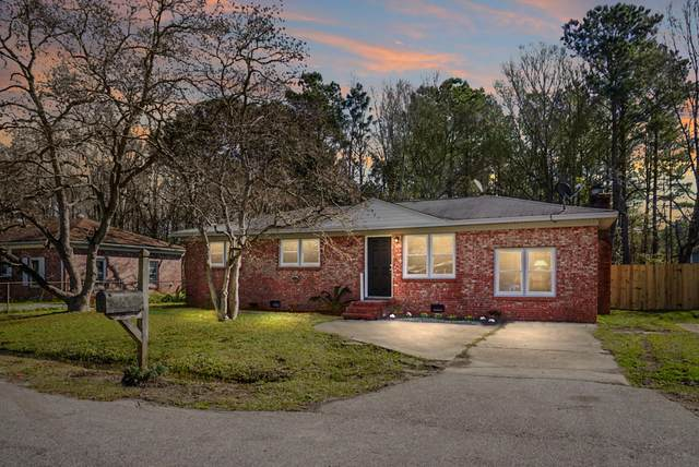 127 Gator Drive, Goose Creek, SC 29445 (#20018510) :: The Cassina Group
