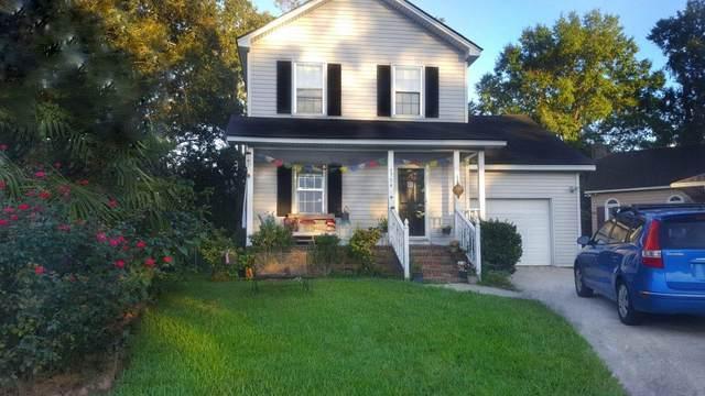 5704 Saint Angela Drive, North Charleston, SC 29418 (#20018551) :: The Cassina Group