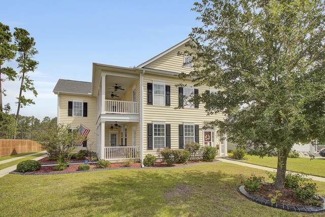125 Berwick Drive, Summerville, SC 29483 (#20018586) :: The Gregg Team