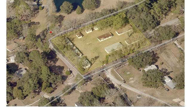 0 Mary Ann Point Road, Johns Island, SC 29455 (#20018623) :: The Cassina Group