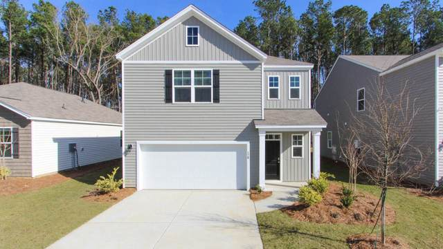 110 Whispering Wood Drive, Summerville, SC 29483 (#20018712) :: The Cassina Group