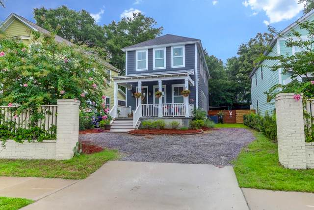 1078 Hatfield Street, North Charleston, SC 29405 (#20018773) :: The Cassina Group