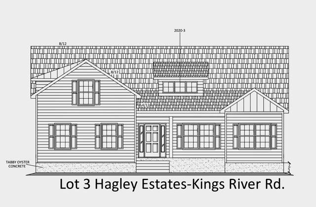 699 Kings River Road, Pawleys Island, SC 29585 (#20018777) :: The Cassina Group