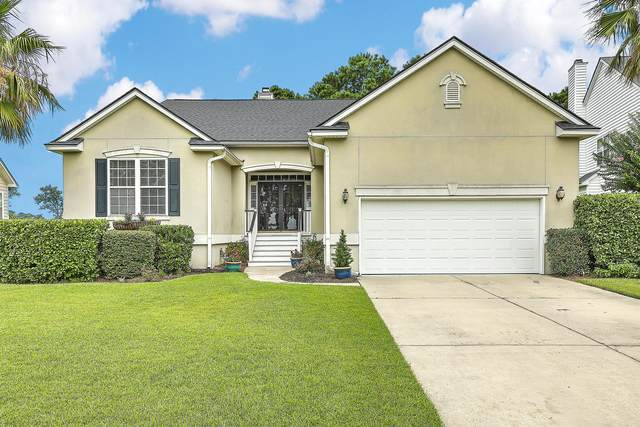 1629 Oakhurst Drive, Mount Pleasant, SC 29466 (#20018784) :: The Cassina Group
