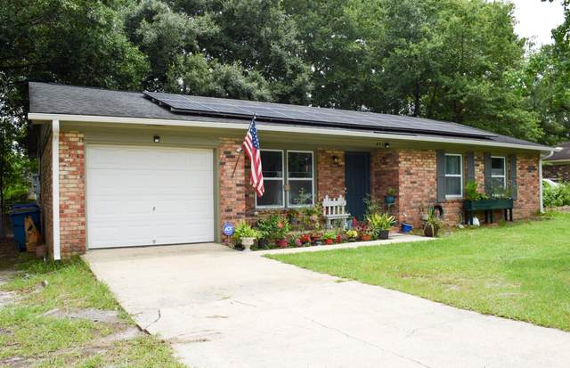 4510 Kindlewood Drive, Ladson, SC 29456 (#20018811) :: The Gregg Team