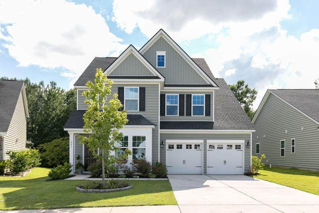 421 Fetterbush Drive, Moncks Corner, SC 29461 (#20018840) :: The Cassina Group