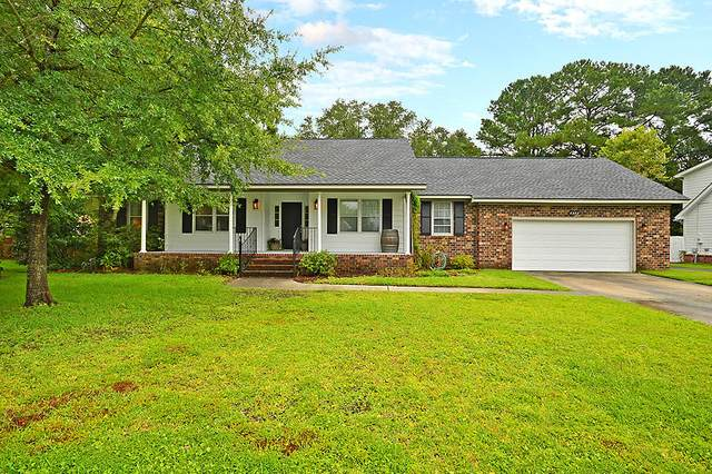 4342 Waterview Circle, North Charleston, SC 29418 (#20018842) :: The Cassina Group