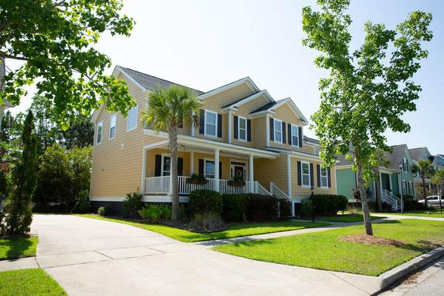 2145 Sandy Point Lane, Mount Pleasant, SC 29466 (#20018879) :: The Cassina Group