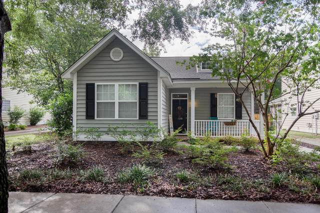 1205 Laurel Park Trail, Mount Pleasant, SC 29466 (#20018894) :: The Cassina Group