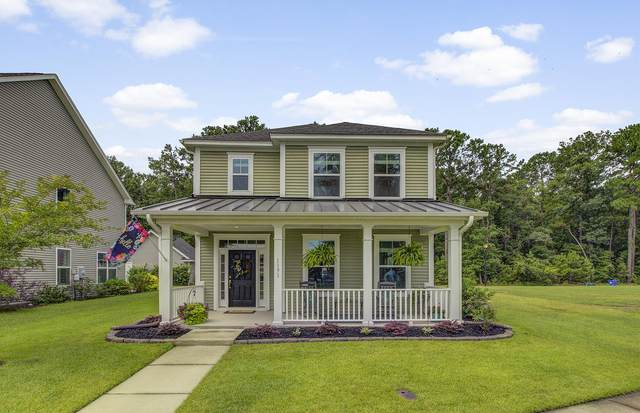 1191 Updyke Drive, Johns Island, SC 29455 (#20018922) :: The Cassina Group
