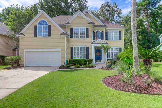 2173 Tall Grass Circle, Mount Pleasant, SC 29466 (#20019046) :: The Cassina Group