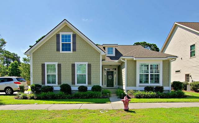 2263 Show Basket Way, Mount Pleasant, SC 29466 (#20019056) :: The Cassina Group