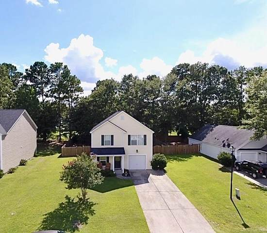 605 Resinwood Road, Moncks Corner, SC 29461 (#20019061) :: The Cassina Group