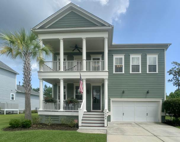 1324 Whisker Pole Lane, Mount Pleasant, SC 29466 (#20019092) :: The Cassina Group