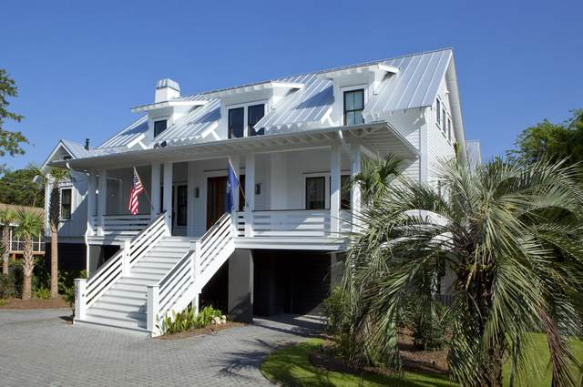1751 Atlantic Avenue, Sullivans Island, SC 29482 (#20019099) :: The Cassina Group