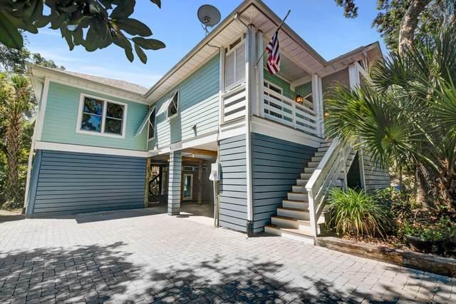 305 W Indian Avenue, Folly Beach, SC 29439 (#20019105) :: The Cassina Group