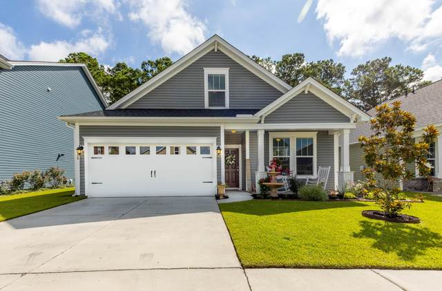3088 Grand Bay Lane, Johns Island, SC 29455 (#20019110) :: The Cassina Group
