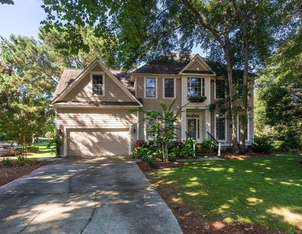 1235 Oak Hill Terrace, Mount Pleasant, SC 29466 (#20019201) :: The Cassina Group