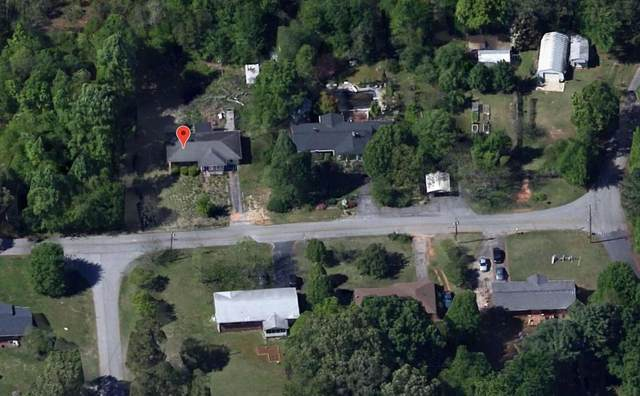 304 Evergreen Forest Drive, Seneca, SC 29678 (#20019348) :: Realty One Group Coastal