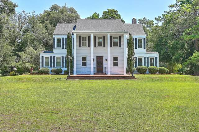 8011 Old State Road, Holly Hill, SC 29059 (#20019380) :: The Cassina Group