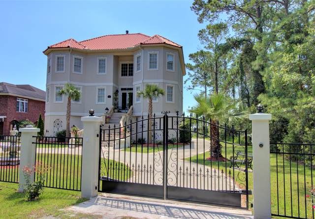 2797 Hamlin Beach Road, Mount Pleasant, SC 29466 (#20019430) :: Realty ONE Group Coastal